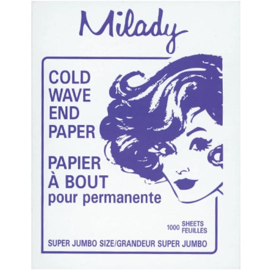 Milady End Papers
