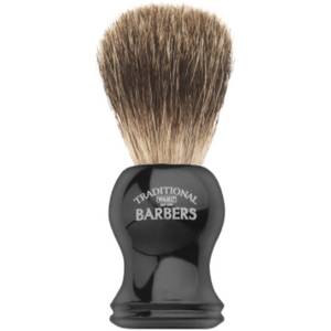 Wahl Barbers Badger Bristle Shaving Brush