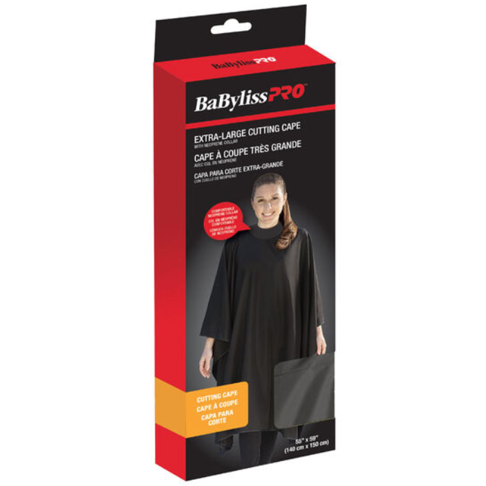 BaByliss Pro Neoprene Collar Cutting Cape