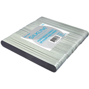 Silkline Hygienic Disposable Cushion Files 50 pack