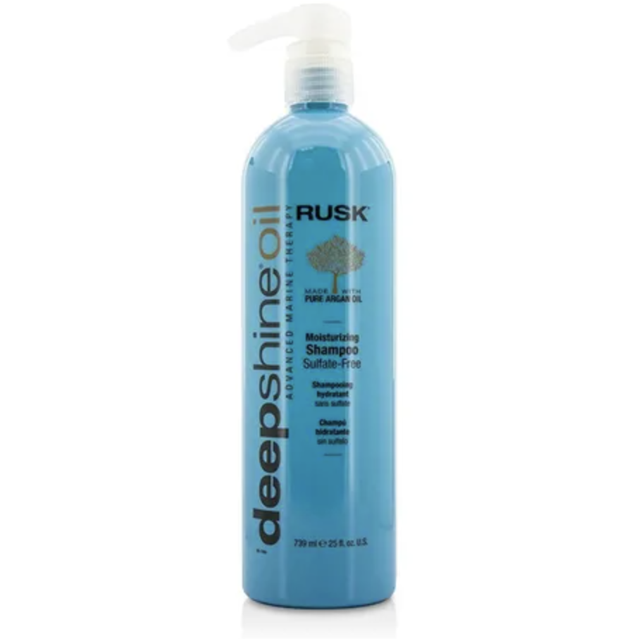 Load image into Gallery viewer, Rusk Deepshine Oil Sulfate-Free Moisturizing Shampoo
