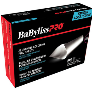 Load image into Gallery viewer, BaByliss Pro Pre-Cut Foils - Smooth