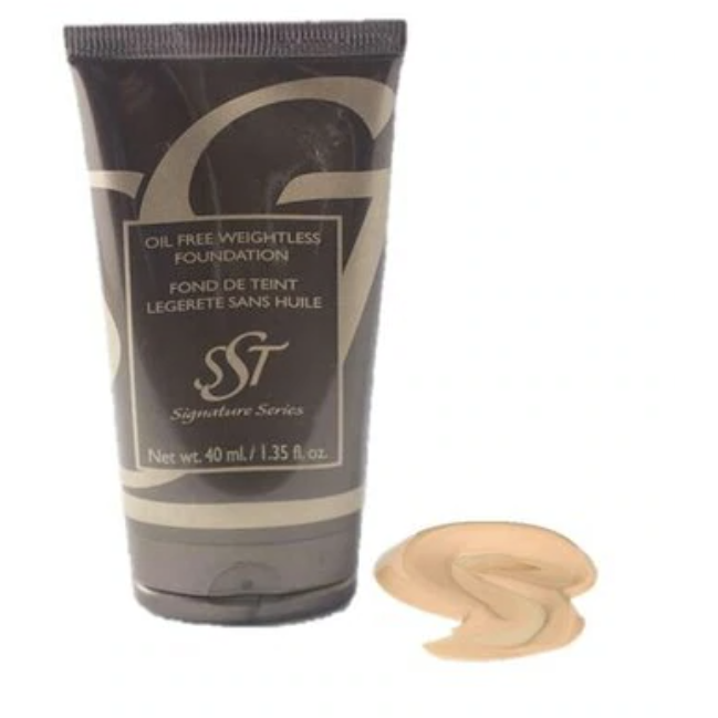 SST Cosmetics Weightless Oil Free Foundation
