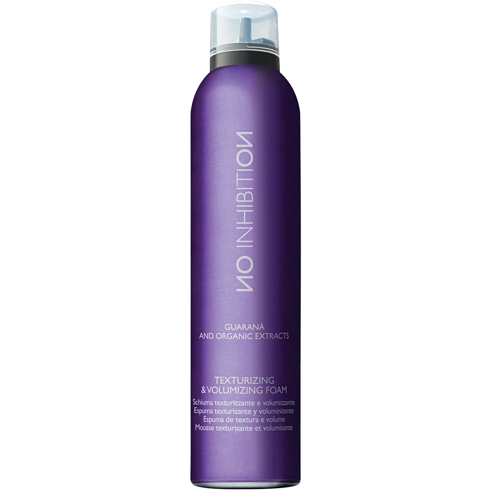 NO INHIBITION Texturizing & Volumizing Foam