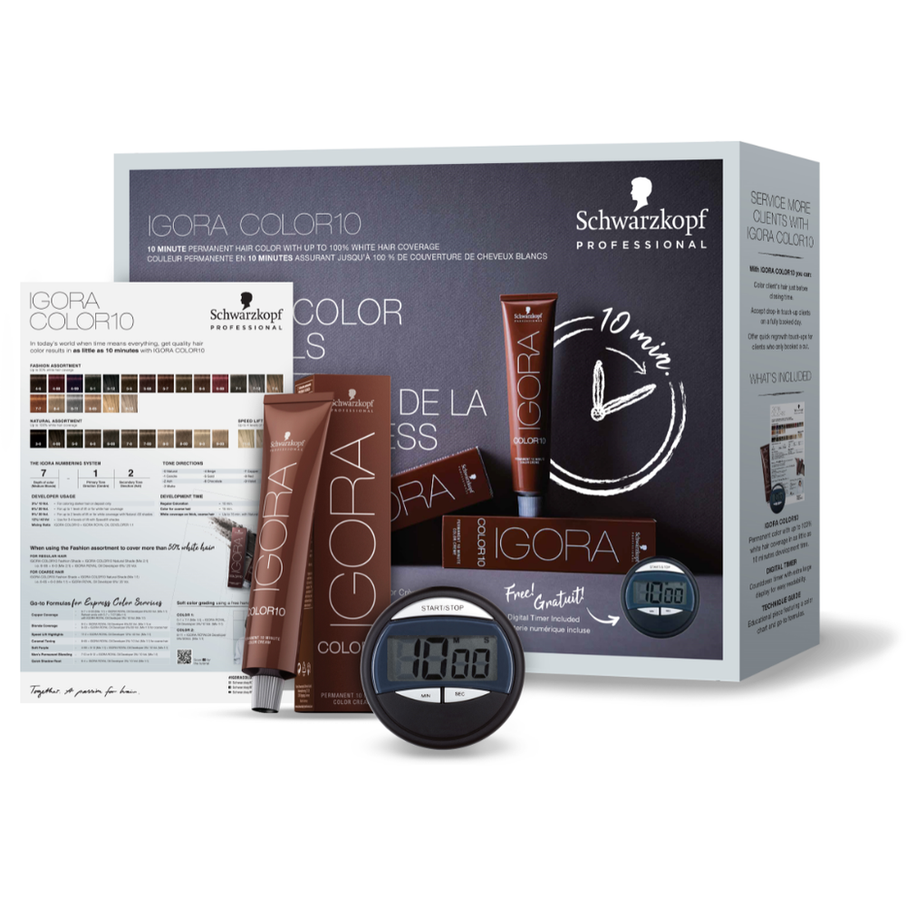 Igora Color10 Essentials Kit