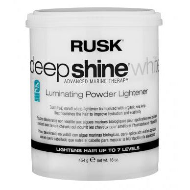 Load image into Gallery viewer, Rusk White Powder Lightener