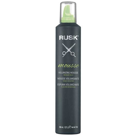 Rusk Styling Volumizing Mousse