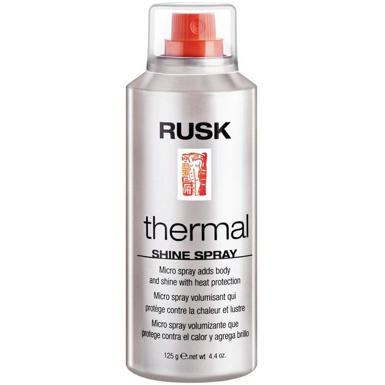 Rusk Thermal Shine Spray with Argan Oil