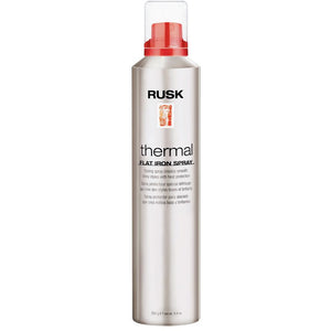 Rusk Thermal Flat Iron Spray with Argan Oil