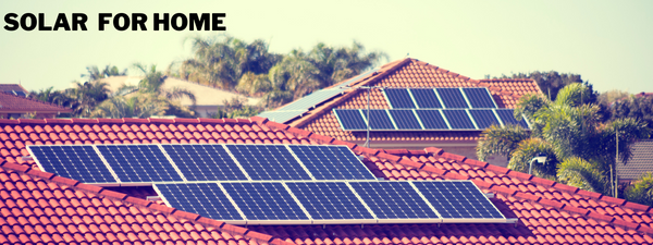 Solar rooftop system price for Home