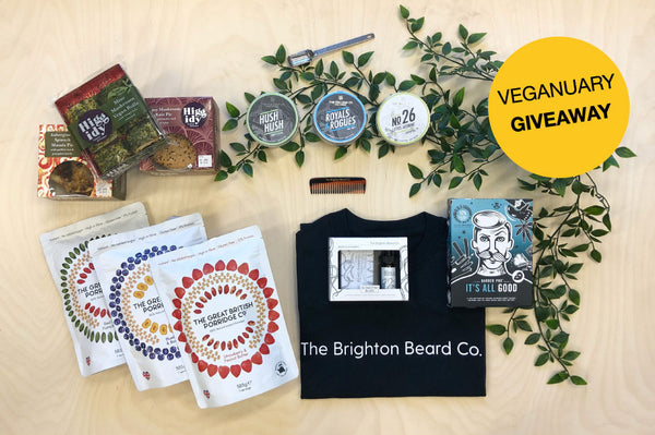 Veganuary Giveaway 🎉