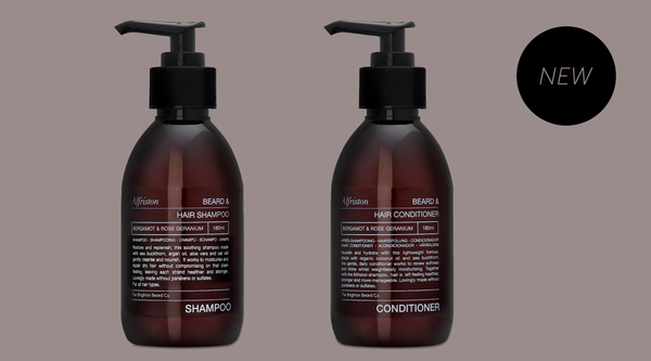 What's new // Our new shower power duo