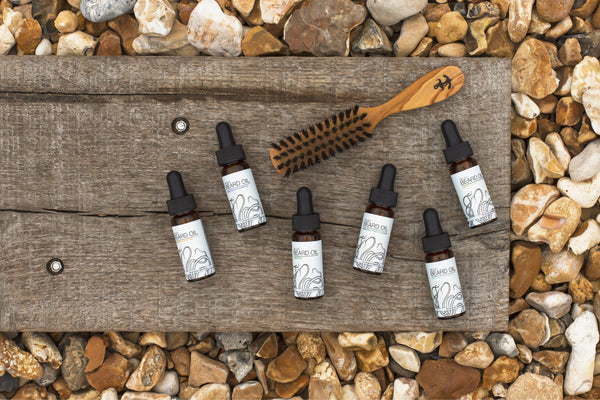 Spotlight // Old Joll's beard oil