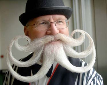 Our Top 5 Weird Beards