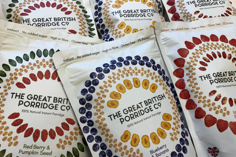 The great british porridge co.