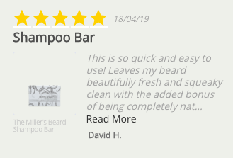 shampoo bar review
