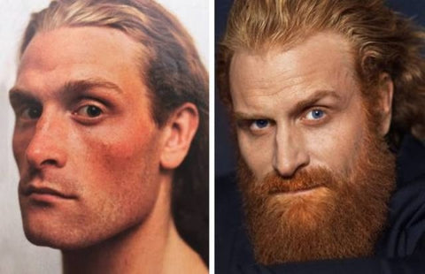Kristofer Hivju beard