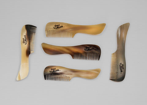Jony Smith Ox Horn Beard Comb