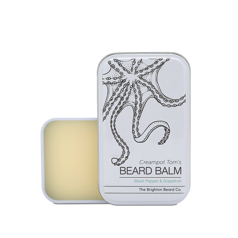 Beard balm, Black Pepper and Grapefruit