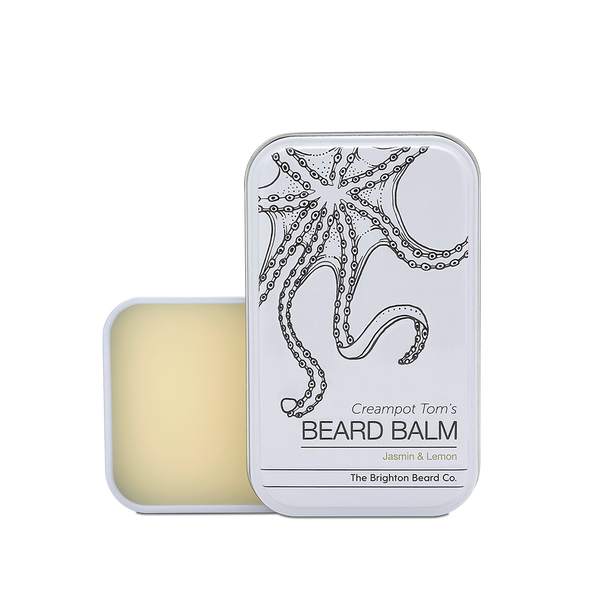 Beard balm, Jasmin and Lemon