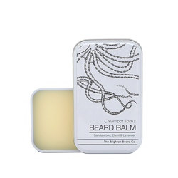Beard balm, Sandalwood, Elemi and Lavender