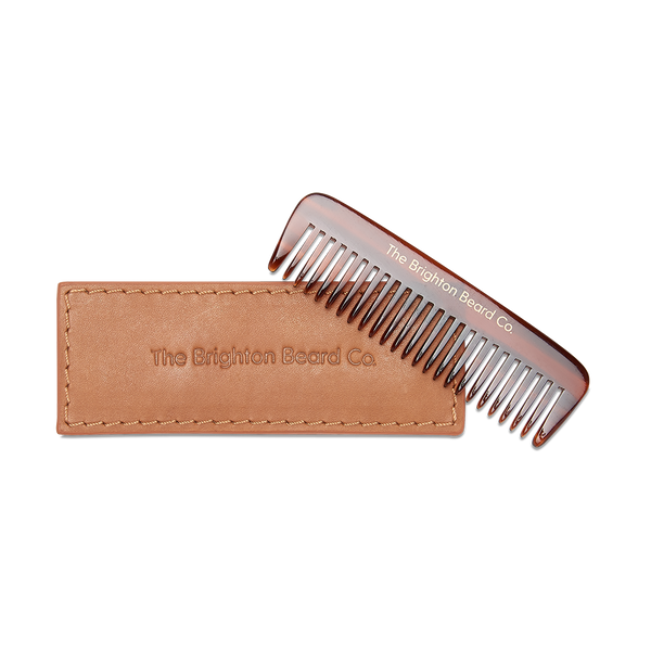 Acetate Beard Comb