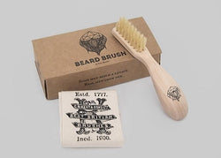 Kent Boar Bristle Beard Brush
