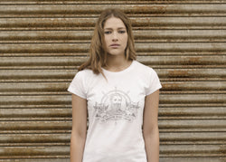 Jack Tarr LADIES slub tee