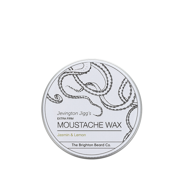 moustache wax, moustache wax stick, Jasmine and Lemon