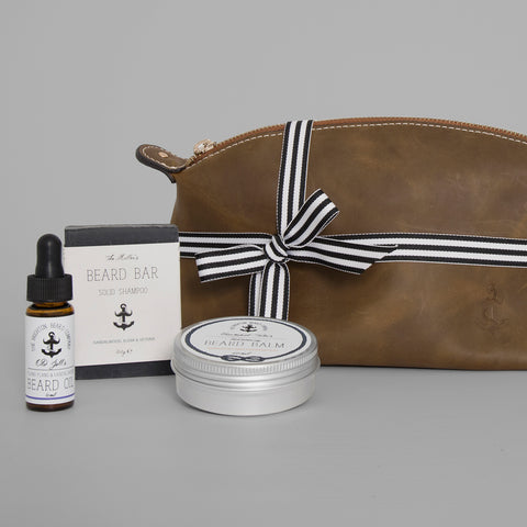 Conditioning Wash Bag Gift Set