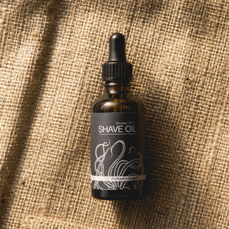 Smoker Mills Shave oil