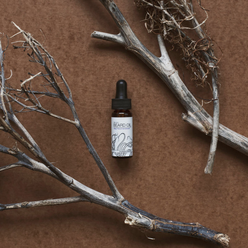 Beard Oil, Ylang Ylang and sandalwood