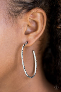 Rural Rambler Silver Earrings