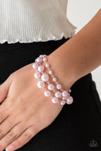 Load image into Gallery viewer, Paparazzi Until the end of Timeless Pink Bracelet