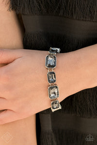 After Hours - Silver Bracelet Paparazzi Accessories New