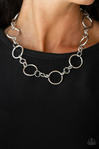 Paparazzi Classic Combo - Silver Necklace New