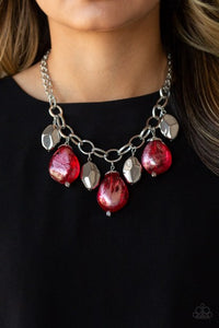 Paparazzi Looking Glass Glamorous Chunky Necklace