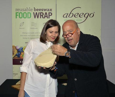 Top Chefs React to Abeego at New York Wine and Food Festival