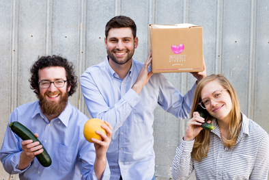 Ben Simon, Imperfect Produce CEO, talks to Abeego beeswax wraps