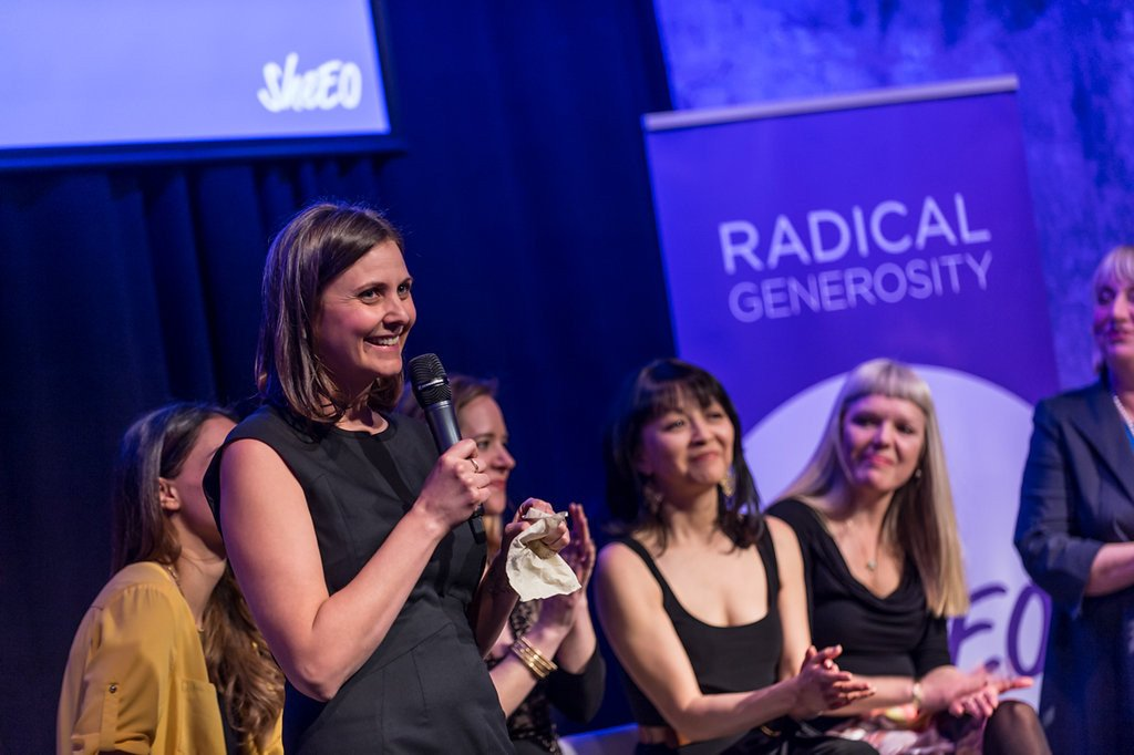 My SheEO Experience | An Act of Radical Generosity