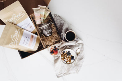 Abeego and Oatbox | A delicious partnership