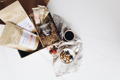 Revitalize Your Morning with Abeego + Oatbox