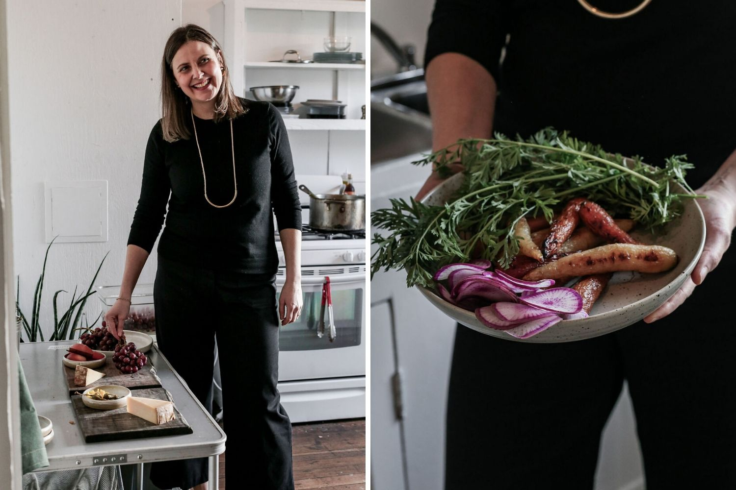 Toni Desrosiers hosts Victoria, BC's edition of Sunday Suppers Sombremesa