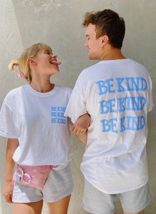 BE KIND WHITE TSHIRT