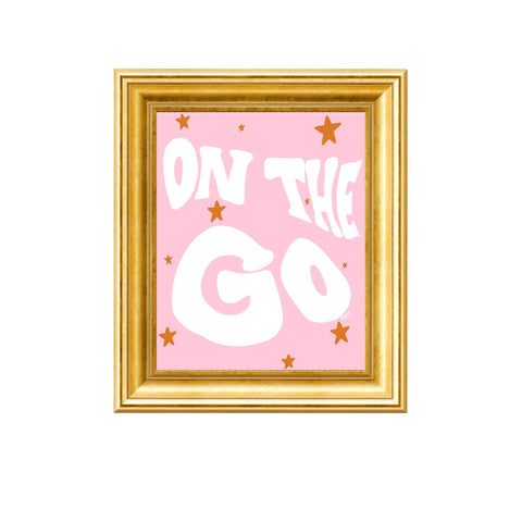 ON THE GO PRINT