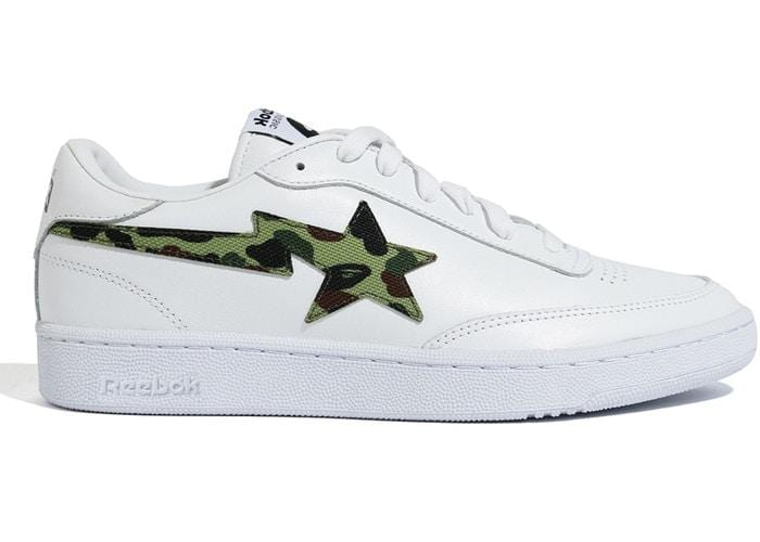 Reebok x Bape Club C 85 Tennis