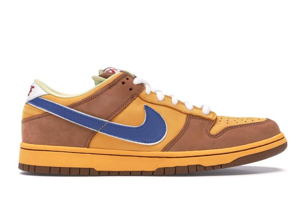 Nike SB Dunk Low Newcastle Brown Ale - YankeeKicks Store
