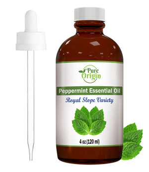 Royal Slope Peppermint Essential Oil - 4 oz