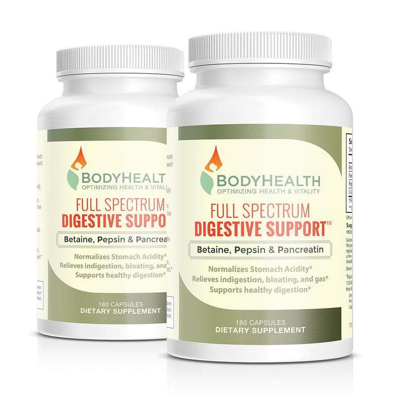 BodyHealth Full Spectrum Digestive Support