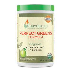 BodyHealth Perfect Greens - Organic Superfood Blend - Vita Wellness Center Canada